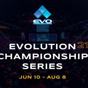 オンライン経由で、EVO2021に行けるとは・・・!?