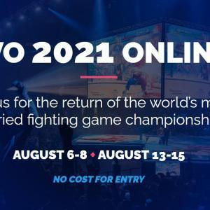 そろそろEVO2021が始まる&ユーザー主導のオンライン大会に出たりな話(鉄拳7)