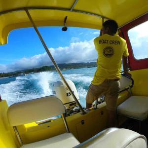 【ボラカイ①】ジェット船で移動!コスパ最強ホテル「ブルーマリーナ(Blue Marina)」