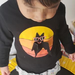 子供服もハロウィン仕様