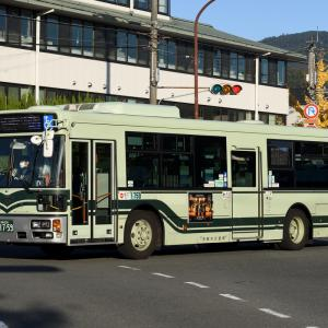 京都市バス 1759号車 [京都 200 か 1759]