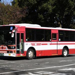 京都京阪バス 3305号車 [京都 200 か ・574]