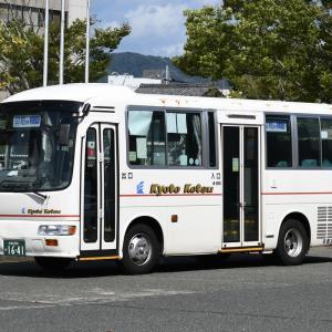 京都交通 831号車 [京都 200 か 1641]