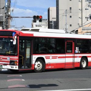 京阪バス N-3900号車 [京都 200 か 1682]