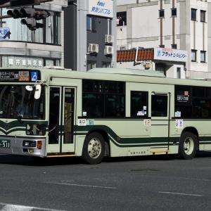京都市バス 511号車 [京都 200 か 511]