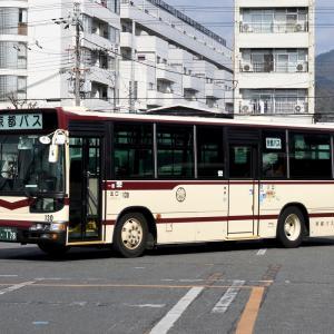 京都バス 130号車 [京都 200 か 178]