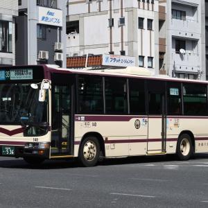京都バス 140号車 [京都 200 か ・536]