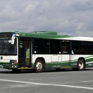 京都京阪バス 4310号車 [京都 200 か ・779]