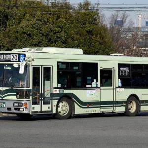 京都市バス 1778号車 [京都 200 か 1778]