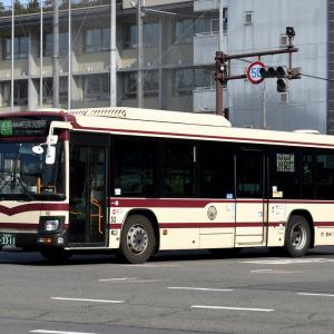 京都バス 53号車 [京都 200 か 3311]