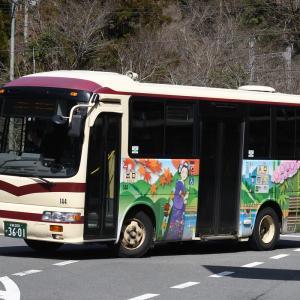 京都バス 144号車 [京都 200 か 3601]