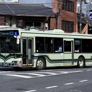 京都市バス 928号車 [京都 200 か ・928]