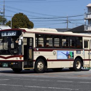 京都バス 73号車 [京都 22 か 6410]