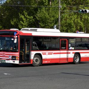 京阪バス N-3261号車 [京都 200 か 3907]