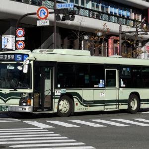 京都市バス 1259号車 [京都 200 か 1259]