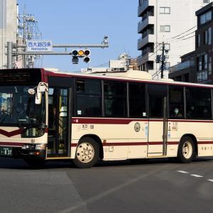 京都バス 151号車 [京都 200 か ・837]