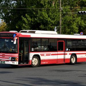 京阪バス N-3947号車 [京都 200 か 2067]