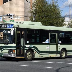 京都市バス 918号車 [京都 200 か ・918]