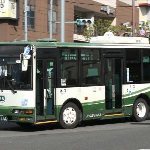 京阪バス U1149号車 [京都 200 か ・646]