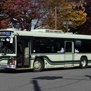 京都市バス 879号車 [京都 200 か ・879]