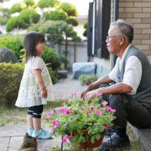 子ども叱るな来た道じゃ👶年寄り笑うな行く道じゃ👵 お互い様でゆるーくいくのも良きものでございます💞