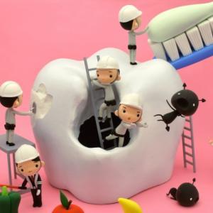 今日は歯医者さん🦷口腔ケア頑張ったら褒められた🌟オバチャンだって褒められたい💖