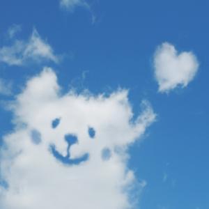 マスクの下も笑顔が大切🌟 笑顔の女神ぶんぶん👱♀️が輝く笑顔を応援しますわよっ🌷