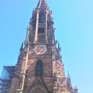 ドイツ!フライブルグを歩く!