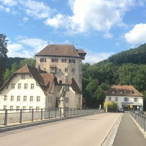 スイス!カイザーシュトゥールを歩く!日本人がなかなか行かない街です。