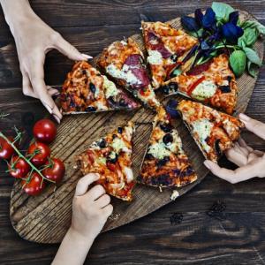 ドイツ人夫のピザ好きに困り果てる。ドイツ人はピザが好き!
