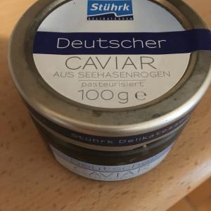 ドイツのキャビア!は安い?