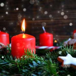 Frohe Adventszeit ! 待降節 第一日曜日 1. Advent 2020