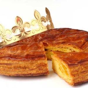 公現祭のフランス菓子 La gallet des rois
