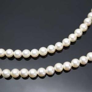 親切で信頼できる 真珠店 chouchou ネックレスの糸替え