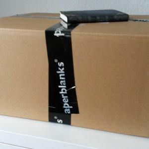 バースデークーポンで Paperblanks 自分へ贈り物 古書風ノートコレクション