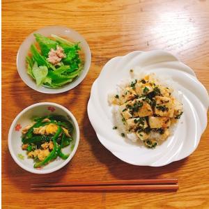 簡単ランチに★豆腐とニラ丼~アンチエイジング~【レシピ有】