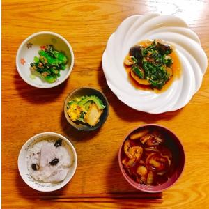 里芋と黒豆の炊き込みご飯~滋養強壮~