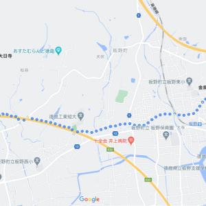 ロードバイクとスーパーカブで巡る四国八十八霊場と別格二十霊場(その4  大日寺)
