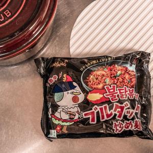 【韓国激辛麺】私の大好きな韓国インスタント食品