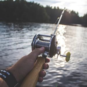 """【釣り保険】""""バキッ""""やってもうた~釣り保険なら破損盗難も安心"""