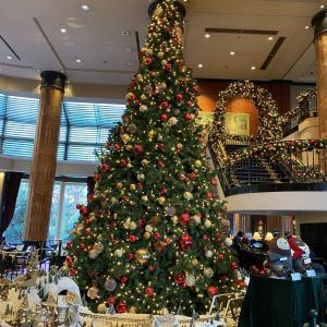 【恵比寿】ウェスティンホテル東京『ザ・テラス』クリスマススイーツブッフェ