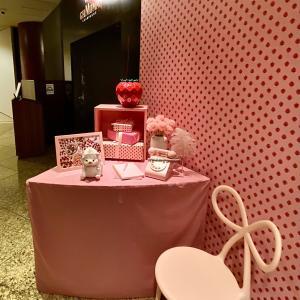 【溜池山王】ANAインターコンチネンタルホテル東京『シャンパン・バー』ストロベリーブッフェ