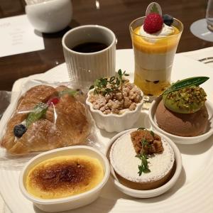【恵比寿】ウェスティンホテル東京『ザ・テラス』チーズデザートブッフェ