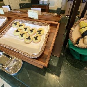 【TDR】ディズニーランドホテル『シャーウッドガーデン・レストラン』朝食ブッフェ