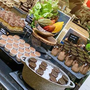 【恵比寿】ウェスティンホテル東京『ザ・テラス』チョコレートデザートブッフェ