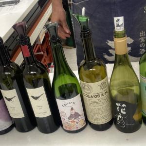 (ほぼ)日本ワインの試飲会に行ってきた❗️コルトラーダさん祭り💚🐸