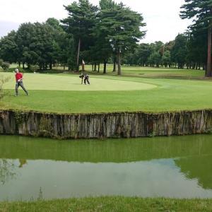 近くに手引カートで遊べるゴルフ場を見つけた