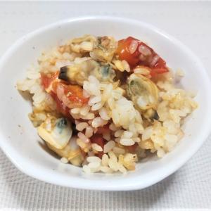 『胚芽米』を使ったあさりとトマトの炊き込みご飯レシピ【夏バテ予防にはビタミンB1③】