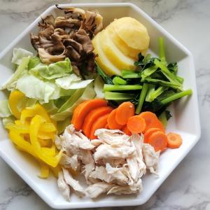 生野菜をたっぷり摂ろうWEEK!ダイエットサラダランチNo.19