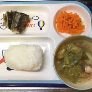 2/22 月曜日の幼児食ご飯